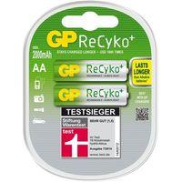 Baterie, Produkt z outletu: Bateria GP ReCyko+ 2x2100AA