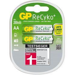 Produkt z outletu: Bateria GP ReCyko+ 2x2100AA