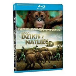 Dzikie z natury (Blu-ray 3D)