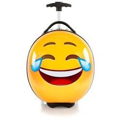 Walizka ultra lekka Heys - Emotikony Laugh