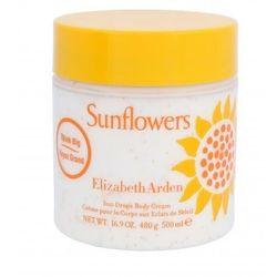 Elizabeth Arden Sunflowers krem do ciała 500 ml dla kobiet