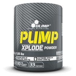 OLIMP Pump Xplode Powder - 300g - Owocowy