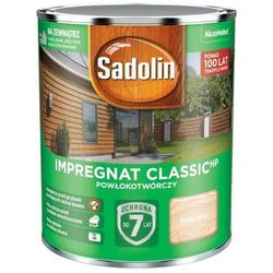 Sadolin Classic Bezbarwny 1 0,75L
