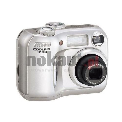 Aparaty kompaktowe, Nikon Coolpix 3100