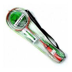 Zestaw do badmintona Legend B111 2 rakiety + 3 lotki
