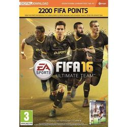 EA PC DVD FIFA 16 2200 points CIAB