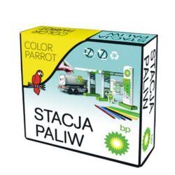 Zestaw artystyczny STARPAK 304710 3D z kredkami Stacja Paliw