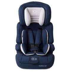 Kinderkraft Fotelik Comfort Up 9-36kg Granatowy