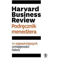 Biblioteka biznesu, Harvard Business Review Podręcznik menedżera - Rebis (opr. twarda)