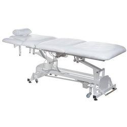 Elektryczny stół rehabilitacyjny BT-2120 biały