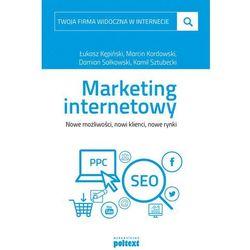 Twoja firma widoczna w internecie Marketing internetowy (opr. broszurowa)