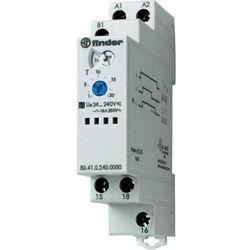 Przekaźnik czasowy 1CO 16A 24-240V AC/DC, BE: opóźnienie rozłączenia z sygnałem START 80.41.0.240.0000