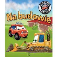 Książki dla dzieci, Samochodzik Franek. Na budowie (opr. miękka)
