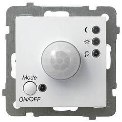 OSPEL AS ŁP-16G/m/00 Elektroniczny czujnik ruchu BIAŁY