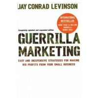 Biblioteka biznesu, Guerrilla Marketing (opr. miękka)