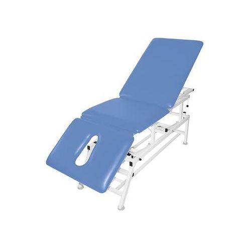 Pozostały sprzęt rehabilitacyjny, Stół rehabilitacyjny 3 cz. hydrauliczny (Fotel) Master 3H-F