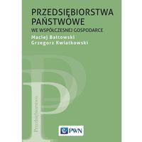 Biblioteka biznesu, Przedsiębiorstwa państwowe we współczesnej gospodarce - Grzegorz Kwiatkowski (opr. twarda)