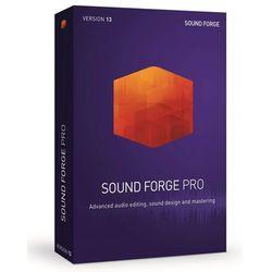 SOUND FORGE Pro 13 (Upgrade z wcześniejszych wersji) - ESD - Certyfikaty Rzetelna Firma i Adobe Gold Reseller