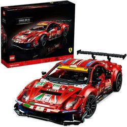 42125 Ferrari 488 GTE 'AF Corse #51' KLOCKI LEGO TECHNIC