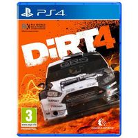 Gry PS4, Dirt 4 (PS4)