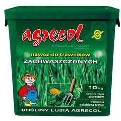 Agrecol Nawóz do trawników zachwaszczonych 10 kg