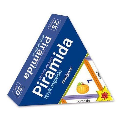 Gry dla dzieci, Piramida język angielski JA1. Dla najmłodszych