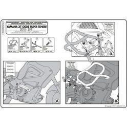 Yamaha XT1200Z Super Tenere Kappa KN355 Gmole Osłony Silnika