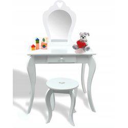 Toaletka kosmetyczna dla dzieci biała