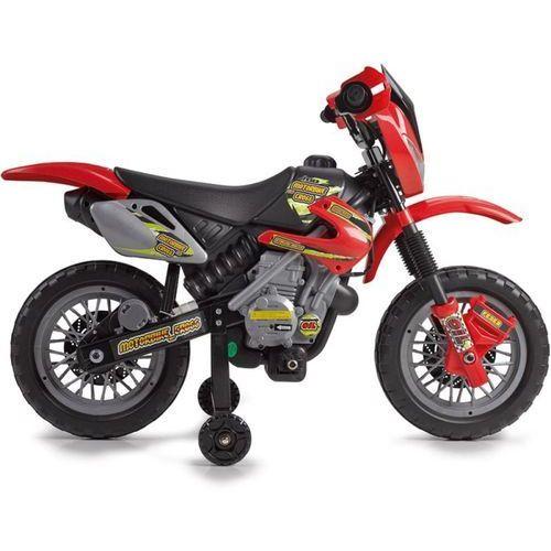 Akumulatory do motocykli, Feber Motocykl na akumulator 6V Motorbike Cross 400F