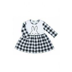 Sukienka niemowlęca w kratkę 6K40AL Oferta ważna tylko do 2031-03-03