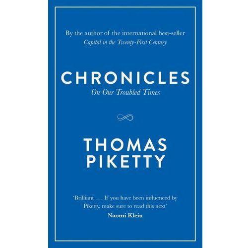 Biblioteka biznesu, Chronicles On Our Troubled Times (opr. miękka)
