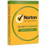 Oprogramowanie antywirusowe, Norton Security Standard 1 urządzeń / 1 rok Polska wersja językowa! / szybka wysyłka na e-mail / Faktura VAT / 32-64BIT / WYPRZEDAŻ