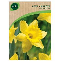 Cebulki kwiatów DUTCH MASTER Narcyz wielkoprzykoronkowy 4 szt. GEOLIA