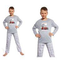 Piżamy dziecięce, Piżama dziecięca ROMI: szary