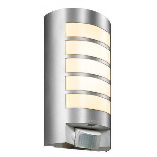 Lampy ścienne, Steinel 657918 - L12S Kinkiet zewnętrzny z czujnikiem 1xE27/60W/230V