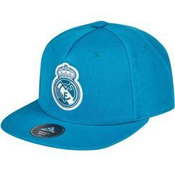 HREAL67j: Real Madryt - czapka junior Adidas