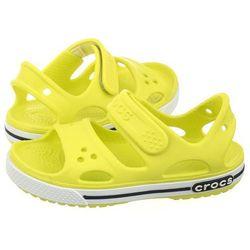 Sandałki Crocs Crocband II Sandal Tennis Ball Green 14854-38L (CR74-f)