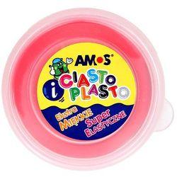 Ciastoplasto czerwona 30g Amos