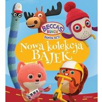 Książki dla dzieci, Banda Beti. Nowa kolekcja bajek (opr. twarda)