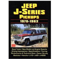 Jeep J Series Pickups 1970-1982 (opr. miękka)