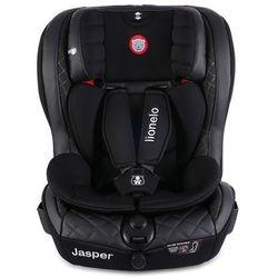 Fotelik 9-36 kg Jasper czarny skóra - DARMOWA DOSTAWA!!!