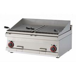 Grill wodny elektryczny | podwójny | 380x425mm | 9600W | 800x600x(H)280mm