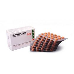EroSexin Forte 15 tab. - od lat najczęściej kupowany