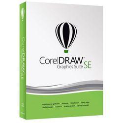 CorelDRAW Graphics Suite SE - CDGSSPCZPLMBEU- natychmiastowa wysyłka, ponad 4000 punktów odbioru!