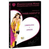 Filmy komediowe, Miss Agent 2. Uzbrojona i Urocza (DVD) - John Pasquin OD 24,99zł DARMOWA DOSTAWA KIOSK RUCHU
