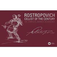 Pozostała muzyka poważna, The Cellist Of The Century - The Complete Warner Recordings (40cd+3dvd)