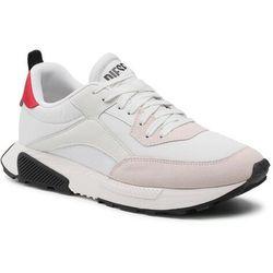 Sneakersy DIESEL - S-Tyche Low Cut Y02635 P4198 H8730 Star White/Racing Red
