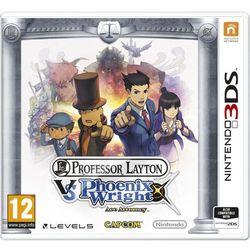 Professor Layton vs Phoenix Wright 3DS