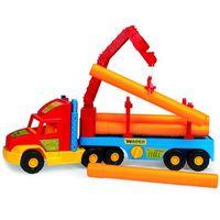 Pozostałe samochody i pojazdy dla dzieci, 36540 Super Truck Budowlany
