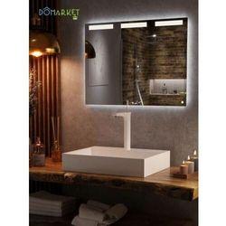Lustro z oświetleniem ledowym do łazienki: JASMIN-06
